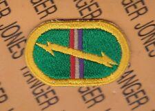 426th Civil Affairs Bn USACAPOC Airborne para oval patch c/e