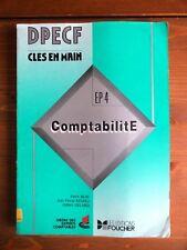 Préparation examen COMPTABILITE EP4 (épreuve n° 4) - DPECF clés en main
