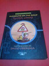 Manolito on the road - Elvira Lindo