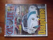 $$µ Revue Gazoline N°64 Maxi 1000 Dauphine  Ford Capri  Dyna X86  VW camionnette