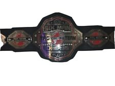 OFFICIAL ROH 6-MAN TAG TEAM CHAMPIONSHIP REPLICA WRESTLING BELT WWE WWF AEW WCW