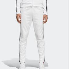 Adidas DV1518 Men originals Beckenbauer Track long pants white black