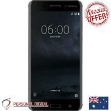 Genuine Nokia 6 TA-1003 Dual 64GB 4G LTE - Arte Black