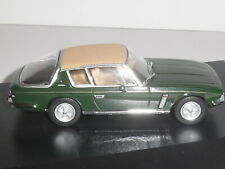 "OXFORD DIECAST,J1008.""JENSEN INTERCEPTOR MK3 OAKLAND GREEN/TAN"". SCALE 1/43 NEW."