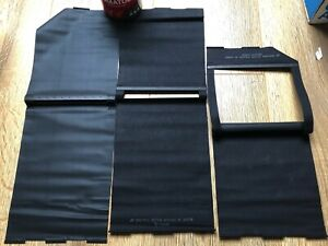Shutter Curtains (Curtain Material) for WW2 K24 Aerial Camera 155mm / 6.1 Inch