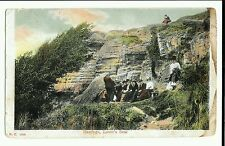 St Leonards on Sea, Sussex, Bullseye 1906 FRANK su HASTINGS, amanti SEDILE CPP