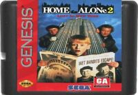 Home Alone 2: Lost in New York (1993) 16 Bit For Sega Genesis System NTSC-U/C