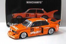 1:18 Minichamps BMW 320i Cheever/Villeneuve 6H Mosport #23 bei PREMIUM-MODELCARS