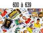 Sticker PANINI FIFA 2014 coupe du monde - 600 à 639 Brazil 2014