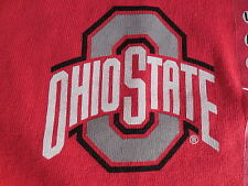 NCAA THE Ohio State Buckeyes Graphic Logo T-Shirt Mens Large H.D. PRINTED NWT !!