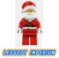 LEGO Christmas - Santa Claus - high detail holidays minifig hol110 FREE POST