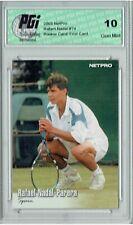 Rafael Nadal 2003 NetPro #70 1st Card Ever Rookie Card PGI 10