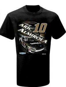 Aric Almirola #10 Smithfield Youth Nascar Driver T-Shirt