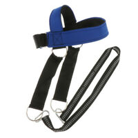 Head Neck Lifting Band Weight Power Strength Strap Fitness Exercise Gym Belt