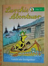 """Lurchis Abenteuer Folge 159 """"Lurchi als Goldgräber"""" von Salamander - NEU"""