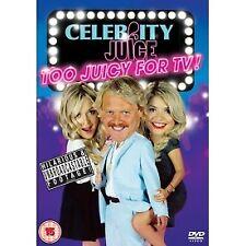 Celebrity Juice - Too juicy For TV DVD