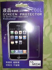 Pellicola Protettiva Samsung GT - S5230 Protezione per Schermo
