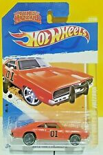 CUSTOM HOT WHEELS THE DUKES OF HAZZARD GENERAL LEE 69 DODGE CHARGER 500 ⚡⚡⚡⚡⚡⚡⚡⚡
