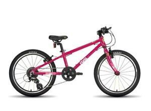 Frog Bikes Frog 52 Hybrid Bike 5-6 Yrs Pink