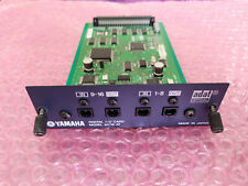 Yamaha MY16-at (2 of 2) for Dm2000, DM1000, 01v96, mixer. Excellent condition.