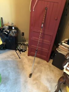 Long Putter -RARE T-ROLL BY PERRY PUTTERS - LONG ADJUSTABLE PUTTER • RESOLUTE ⛳️