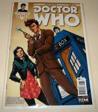 DOCTOR WHO : The TENTH DOCTOR Year Two  # 8 Cover A Titan Comic April 2016  NM