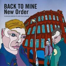 NEW ORDER back to mine (CD, album, compilation, mixed) very good condition, 2002