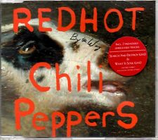 RED HOT CHILI PEPPERS - BY THE WAY - 3 TRACK 2002 CD SINGLE 2 - MINT