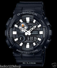 GAX-100B-1A Black Casio Watches G-Shock 200M Analog Digital X-Large Resin Nw
