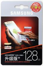 SAMSUNG EVO PLUS 128 GB Micro SDXC 100MB Class 10 U3 TF extreme Memory Card 128G