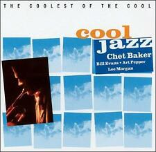 Cool Jazz: The Coolest of the Cool (CD, Aug-2000, Disky (Netherlands)) SEALED