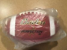 12 Baden F7000L D1 Perfection Adult Official Game Footballs Leather Total Feel