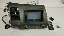 2006-2009 Honda Civic SI Jensen VM9424BT navigation dvd player with wires remote