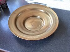large metalic metal dish 15 ""