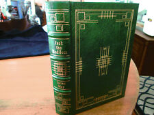 JACK THE BODILESS Julian May SIGNED Limited Easton Press Science Fiction