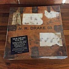 Nick Drake - Tuck Box (5 CD Box Set Limited Edition) 2013 SEALED NEW