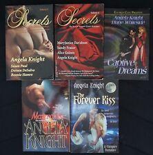 BULK Angela Knight x5 Erotic Romance Books Set3