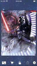 Topps Star Wars Digital Card Trader Colour Darth Vader Battle Ready Insert