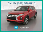 2021 Mitsubishi Outlander Sport ES Sport Utility 4D Power Steering Roof Spoiler LED Headlamps Active Stability Control Alloy Wheels