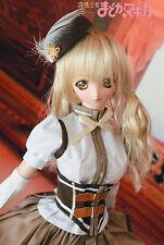 1/3 bjd Dollfie Dream Doll DDL/DDM Outfits Dress Set #SEN-91DL ship US