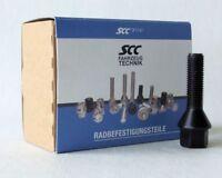 H/&R Radschraube Kegel 60° schwarz M14x1,25x43 SW17 B14254301 1