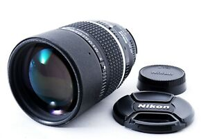 Nikon NIKKOR 135mm f/2 RF D AF A/M DC Lens Excellent- From Japan