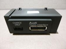 Audi A3 8V Music Interface USB AMI Buchse 8V0035736B 8V0 035 736B S3 RS3