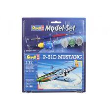 P-51D Mustang 1:72 Revell Model Kit