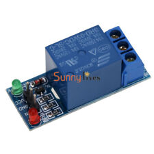 5V 1 Channel Relay Module Shield f Arduino Uno Meage 2560/1280 ARM PIC AVR High