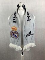 Classic / Retro Real Madrid Football Scarf. Adidas Football Scarf. Stunning