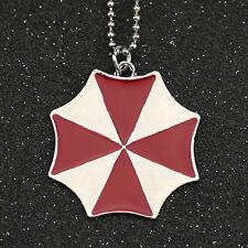 Klassische Resident Evil Halskette umbrella corporation / Silber / NEU !!!