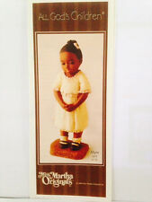 All God's Children Collector's Club Foldout Pamphlet dated 2006