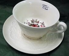 Wedgwood  'Swansea on Patrician ' Cup & Saucer Set  - 1954 - 1971