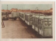 N°113 TRUCK AUTO CAR CONTAINERS CONTENEURS NETHERLANDS PAYS BAS IMAGE CARD 50s